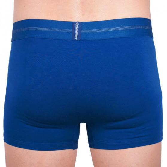 Pánské boxerky Calvin Klein modré (NB1483A-8MV)