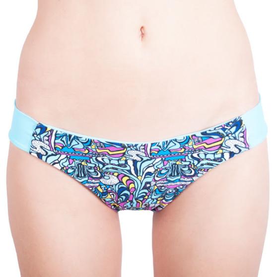 Dámské plavky 69SLAM kalhotky lucie bikini grim