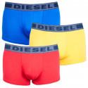 3PACK pánske boxerky Diesel viacfarebné (00SAB2-0BATB-E3953)