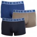 3PACK pánske boxerky Diesel viacfarebné (00SAB2-0BATB-E3952)