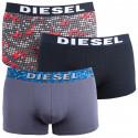 3PACK pánske boxerky Diesel viacfarebné (00SAB2-0BATA-E3961)