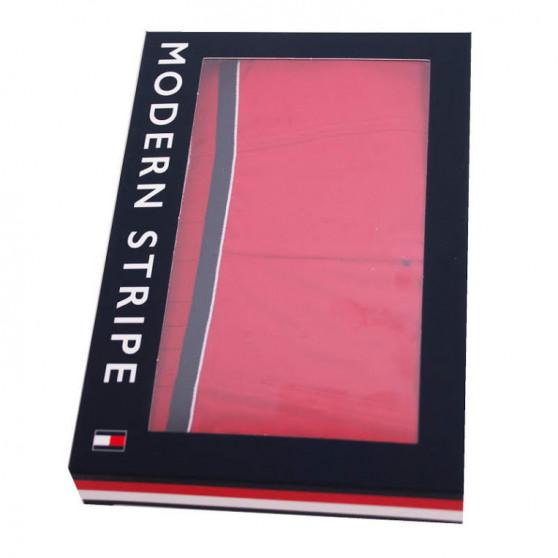 Pánské boxerky Tommy Hilfiger červené (UM0UM00302 611)
