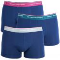 3PACK pánske boxerky Tommy Hilfiger tmavo modré (1U87903842 638)
