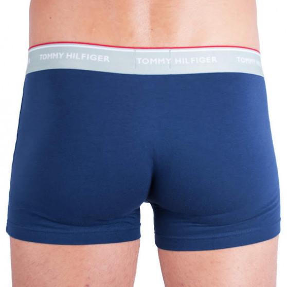 3PACK pánské boxerky Tommy Hilfiger tmavě modré (1U87903842 638)