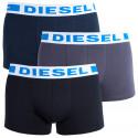 3PACK Pánske boxerky Diesel viacfarebné (00CKY3-0BAOF-10)