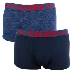 2PACK pánské boxerky S.Oliver vícebarevné (2R.895.97.4255 14B6)