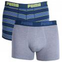 2PACK pánske boxerky Puma dlhé 671002001 501