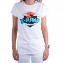 Dámske tričko X-jump biele