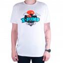 Pánske tričko X-jump biele