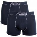 2PACK pánske boxerky Puma čierne (681004001 288)
