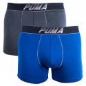 2PACK pánske boxerky Puma viacfarebné (681004001 560)