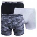 3PACK pánske boxerky Bjorn Borg viacfarebné (9999-1132-90651)