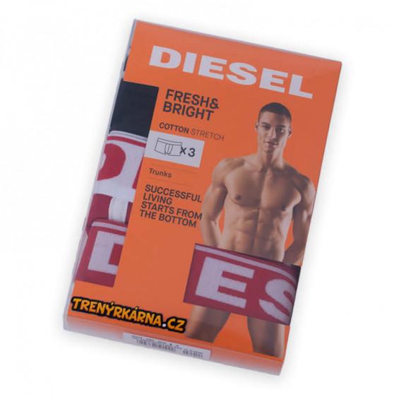 3PACK pánské boxerky Diesel vícebarevné (00ST3V-0JKKC-E4119)