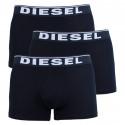 3PACK pánske boxerky Diesel čierne (00ST3V-0JKKB-E4101)