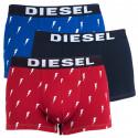 3PACK pánske boxerky Diesel viacfarebné (00SAB2-0BATE-E4031)