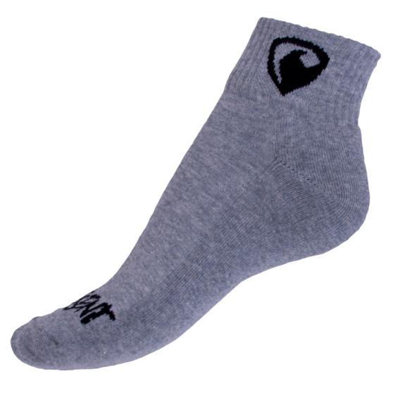 Ponožky Represent short šedé (R8A-SOC-0203)