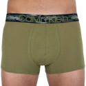 Pánske boxerky Calvin Klein kaki (NB1590A-3XC)