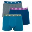 3PACK pánske boxerky CR7 viacfarebné (8100-49-647)