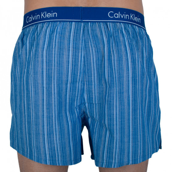 2PACK pánské trenky Calvin Klein slim fit vícebarevné (NB1544A-LGW)