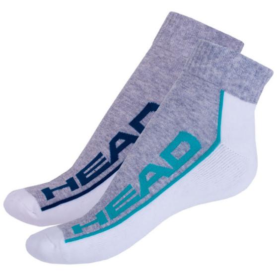 2PACK ponožky HEAD vícebarevné (781009001 218)