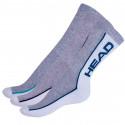 3PACK ponožky HEAD viacfarebné (781011001 218)