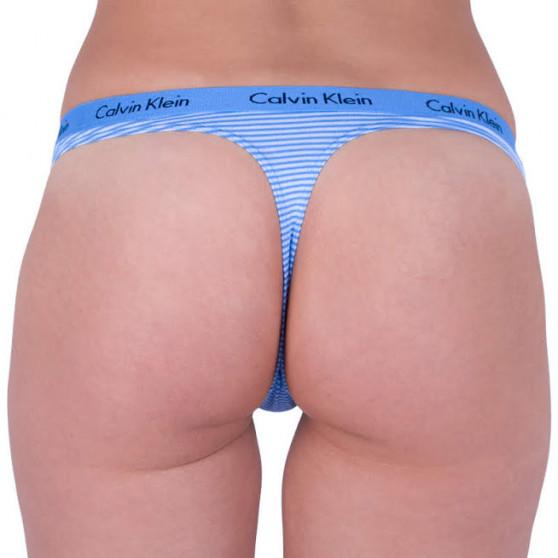 Dámská tanga Calvin Klein vícebarevná (D1617E-PYZ)