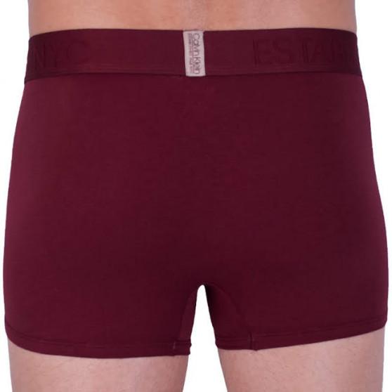 Pánské boxerky Calvin Klein červené (NB1565A-6YD)
