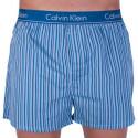 Pánske trenky Calvin Klein modré (NB1524A-2NQ)