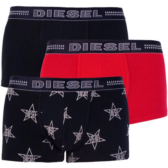 3PACK pánské boxerky Diesel vícebarevné (00ST3V-0AAVL-E3976)