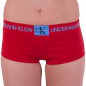 Dámske nohavičky Calvin Klein červené (QF4922E-RYM)