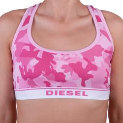 Dámská podprsenka Diesel růžová (00SK86-0AAVA-388)
