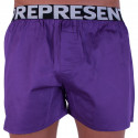Pánske trenky Represent exclusive Mike violet
