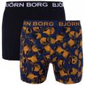 2PACK pánske boxerky Bjorn Borg viacfarebné (1841-1026-70011)