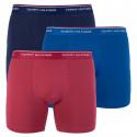 3PACK pánske boxerky Tommy Hilfiger viacfarebné (UM0UM00010 071)