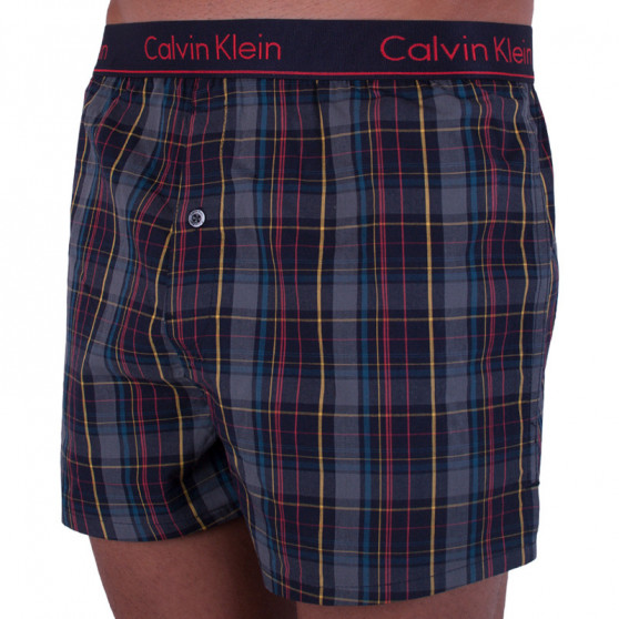 Pánské trenky Calvin Klein vícebarevné (NB1523A-6YV)