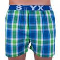 Pánske trenky Styx športová guma viacfarebné (B726)