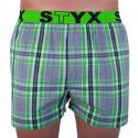 Pánske trenky Styx športová guma viacfarebné (B730)