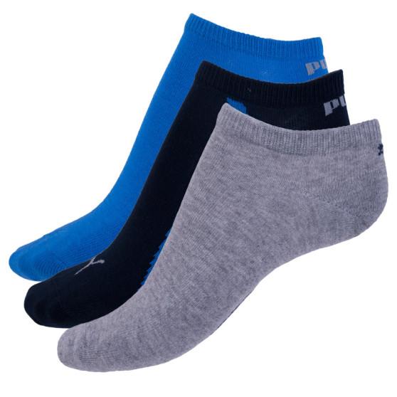 3PACK ponožky Puma vícebarevné (201203001 523)