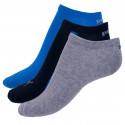 3PACK ponožky Puma viacfarebné (201203001 523)