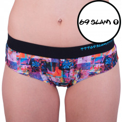 Dámské kalhotky 69SLAM boxer tropical glitch