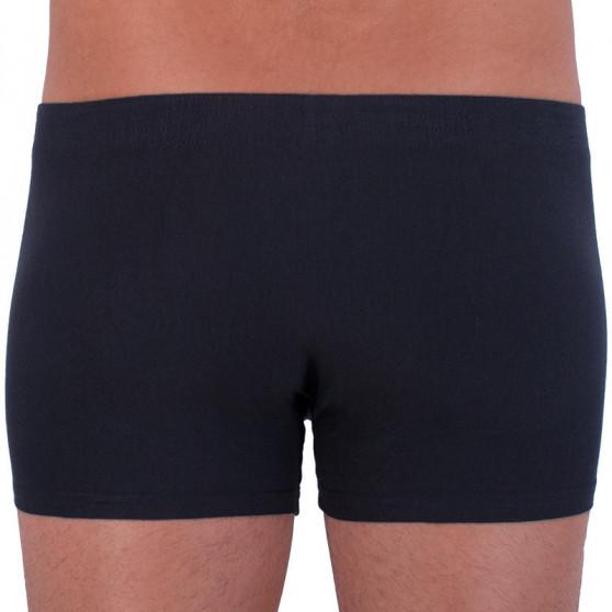 Pánské boxerky Styx klasická guma černé (Q962)