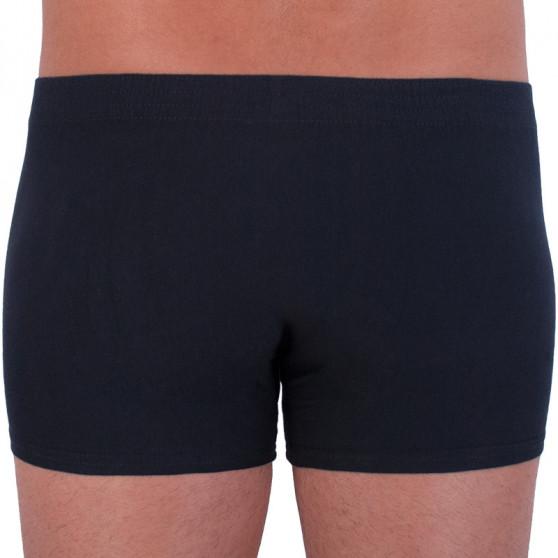 Pánské boxerky Styx klasická guma černé (Q961)