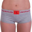 Dámske nohavičky Calvin Klein sivé (QF4922E-020)