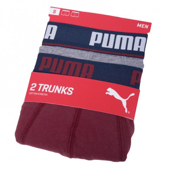 2PACK pánské boxerky Puma vícebarevné (671012001 070)