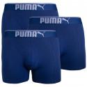 3PACK pánske boxerky Puma tmavo modré (681030001 321)