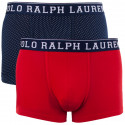 2PACK pánske boxerky Ralph Lauren viacfarebné (714707458003)