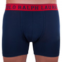 Pánske boxerky Ralph Lauren tmavo modré (714715359002)