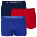 3PACK pánske boxerky Ralph Lauren viacfarebné (714662050001)