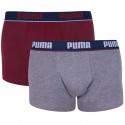 2PACK pánske boxerky Puma viacfarebné (671012001 070)