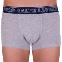 Pánske boxerky Ralph Lauren sivé (714684602007)